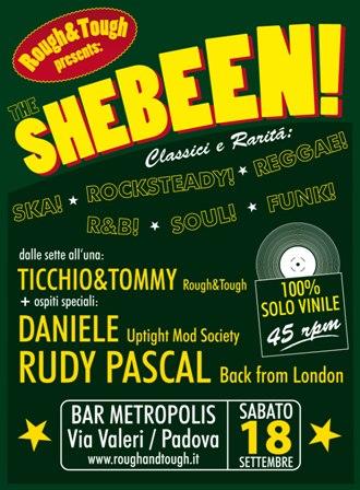 flyer Shebeen al Bar Metropolis