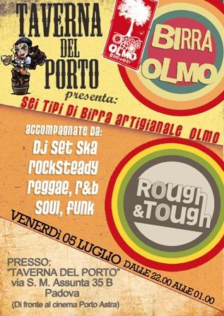 Birra Olmo party con degustazione alla Taverna del Porto di Padova
