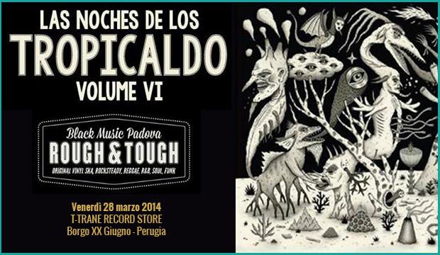 Las Noches De Lo Tropicaldo, serata black music al T-Trane Records di Perugia