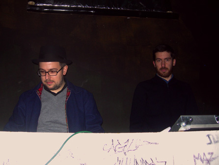 foto Delirious Party - serata ska, reggae, soul, funk allo Zebù Club 1