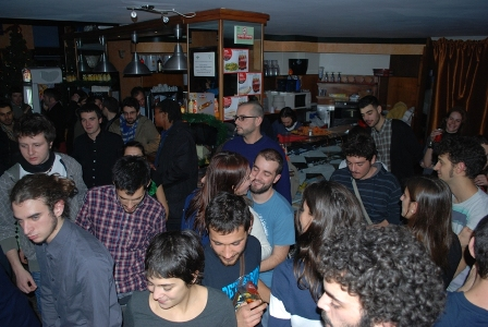 foto della serata Rough&Tough al Bar Metropolis con Kingsize e Dj Henry 5