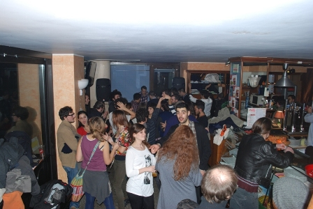 foto della serata Rough&Tough al Bar Metropolis con Kingsize e Dj Henry 6