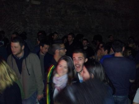 foto dj-set Rough&Tough ai Bastioni Santa Croce di Padova 3