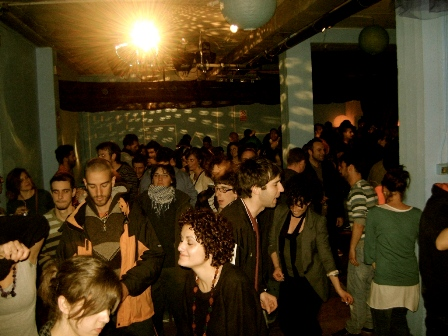 foto serata ska, reggae, r&b, funk al Metropolis di Padova Rough & Tough meets Tony Bom Chilom 1