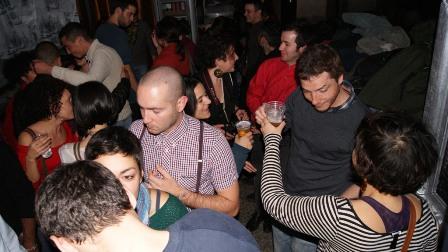 foto serata Rough&Tough al Metropolis novembre 2012