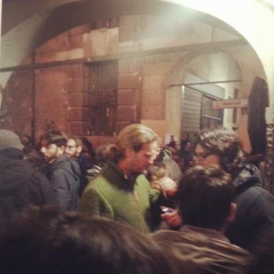 serata di Natale Rough&Tough al Buscaglione di Padova