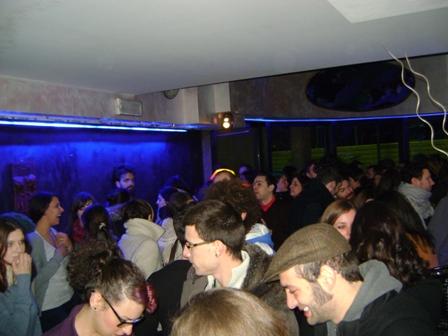 foto ultima serata Rough&Tough al Metropolis di Padova 2