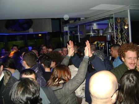 foto ultima serata Rough&Tough al Metropolis di Padova 4