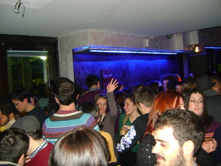foto ultima serata Rough&Tough al Metropolis di Padova 5