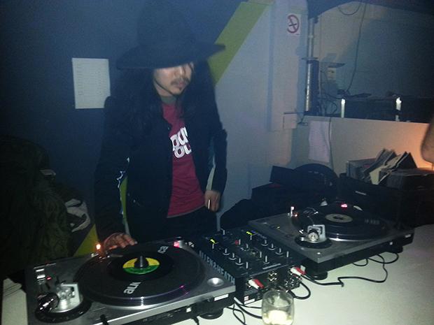 Black Thang, serata ska reggae all'e20 Underground Montecchio Maggiore VI