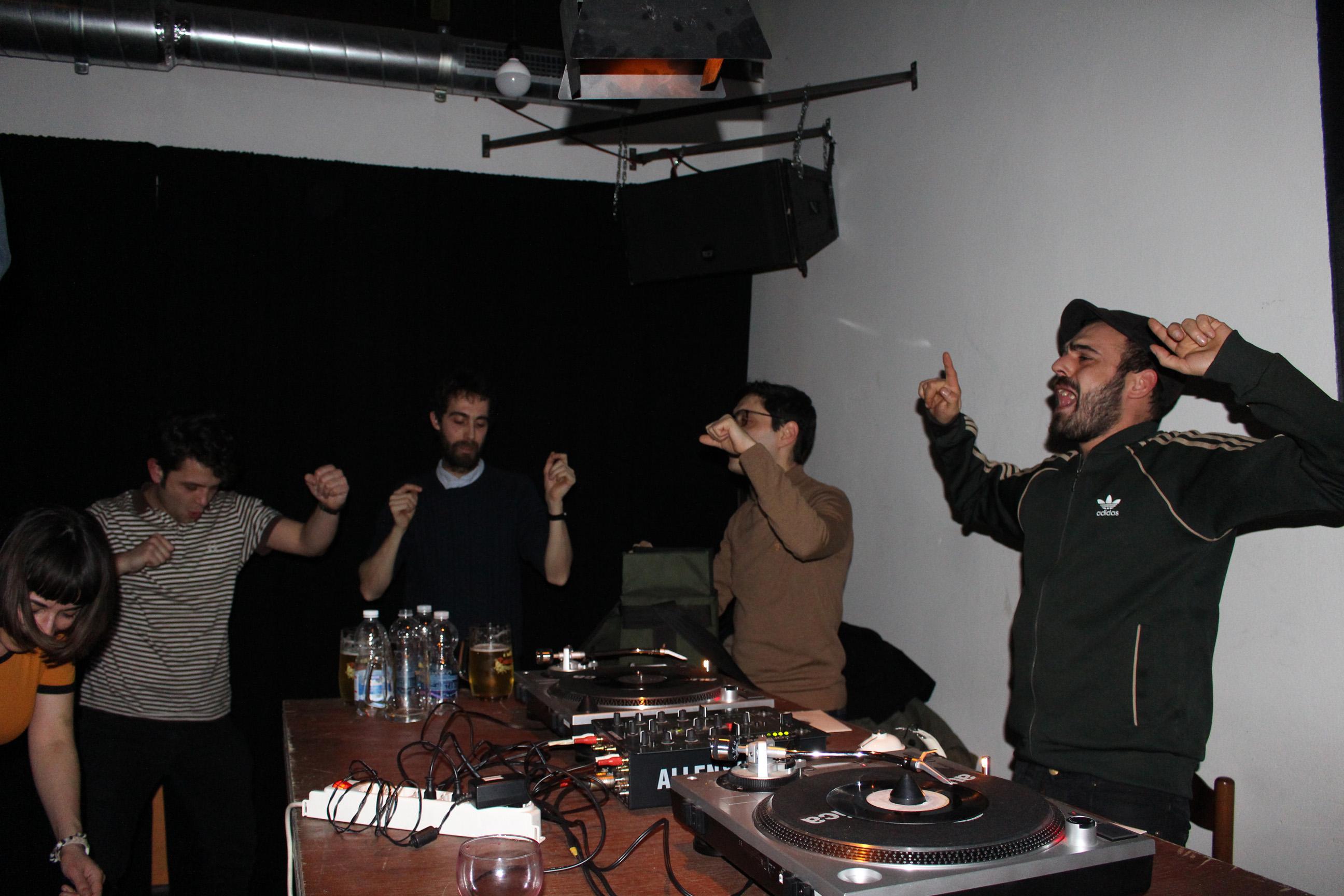 serata ska reggae r&b soul Rough&Tough al Magazine Club, Padova