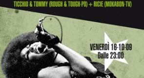 venerdì 16 ottobre 2009: Swinging Black @ Tutor Club, Padova