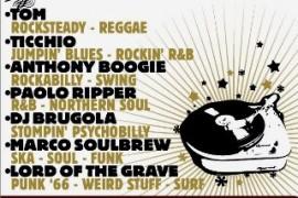 giovedì 31 dicembre 2009: Shake Your Hips! @ Bar Metropolis, Padova