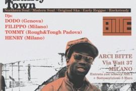sabato 3 luglio 2010: Shanty Town @ Bitte, Milano