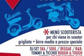 giovedì 15 luglio 2010: Scooter Night @ Il Chiosco, Padova