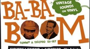 giovedì 2 giugno 2011: Ba-Ba-Boom @ Il Chiosco, Padova