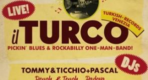 venerdì 11 novembre 2011: The Juke Joint @ Fahrenheit 451, Padova