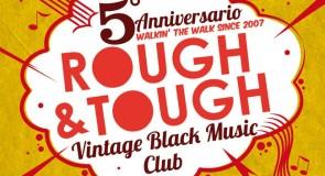 sabato 25 febbraio: Rough&Tough – 5° Anniversario @ Fahrenheit 451, Padova