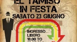 Sabato 23 giugno 2012: El Tamiso in Festa @ La Costigliola – Rovolon, Padova