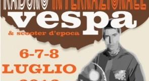 Sabato 7 luglio 2012: Raduno Vespa Club Lonigo @ Parco Ippodromo – Lonigo, Vicenza