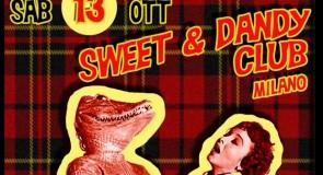 sabato 13 ottobre 2012: Ticchio & Tommy @ Sweet & Dandy Club – Item Pub, Milano