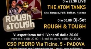 venerdì 19 ottobre 2012: Ska contro la guerra @ Sherwood Open Live – CSO Pedro, Padova