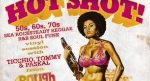 venerdì 26 ottobre 2012: Hot Shot! @ Play Ground Club, Padova