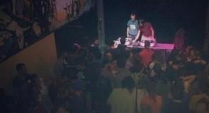 foto dj-set @ Sherwood Open Live, Cso Pedro, Padova (19-10-2012)