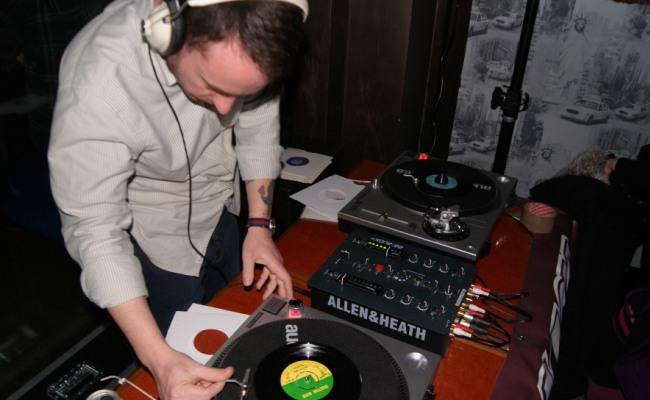 podcast con le registrazioni della serata Rough&Tough @ Metropolis, Padova (24-11-2012)
