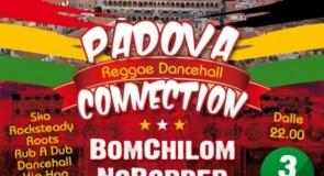 sabato 12 gennaio 2013: Padova Reggae Dancehall Connection @ Cso Pedro