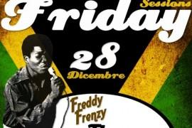 venerdì 28 dicembre 2012: Friday Sessions @ Deposito Giordani, Pordenone