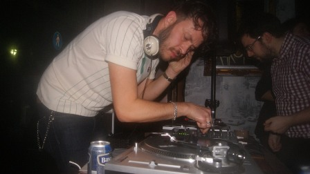 playlist Rough&Tough @ Metropolis, Padova (24-11-2012)