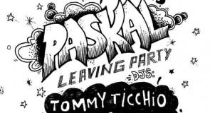 venerdì 11 gennaio 2013: Paskal Leaving Party @ Metropolis, Padova