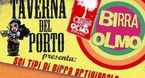 venerdì 5 luglio 2013: Birra Olmo Party @ Taverna del Porto, Padova