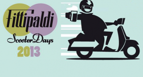 sabato 3 agosto 2013: Fittipaldi Scooter Days @ Carmignano di Brenta, Padova