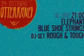 giovedì 24 ottobre 2013: dj-set @ I Sotterranei – Metropolis, Padova