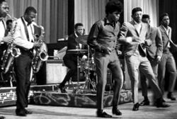 Early  James Brown In The 50s