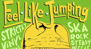 sunday 4th may 2014: Feel Like Jumping @ The Plough, London