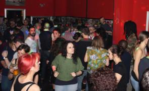 foto Black Thang @ Magazine Club, Padova (16-04-2016)