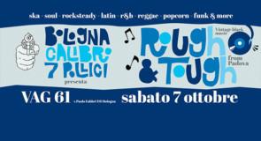 sabato 7 ottobre 2017: R&T meets BCP7 @ Vag61, Bologna