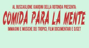 sabato 22 settembre 2018: Comida para la mente @ Buscaglione, Padova