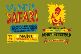 sabato 24 novembre 2018: Vinyl Safari @ Nadir, Padova