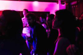 foto e video Vinyl Safari w/ Danny Fitzgerald @ circolo Nadir, Padova (24-11-2018)