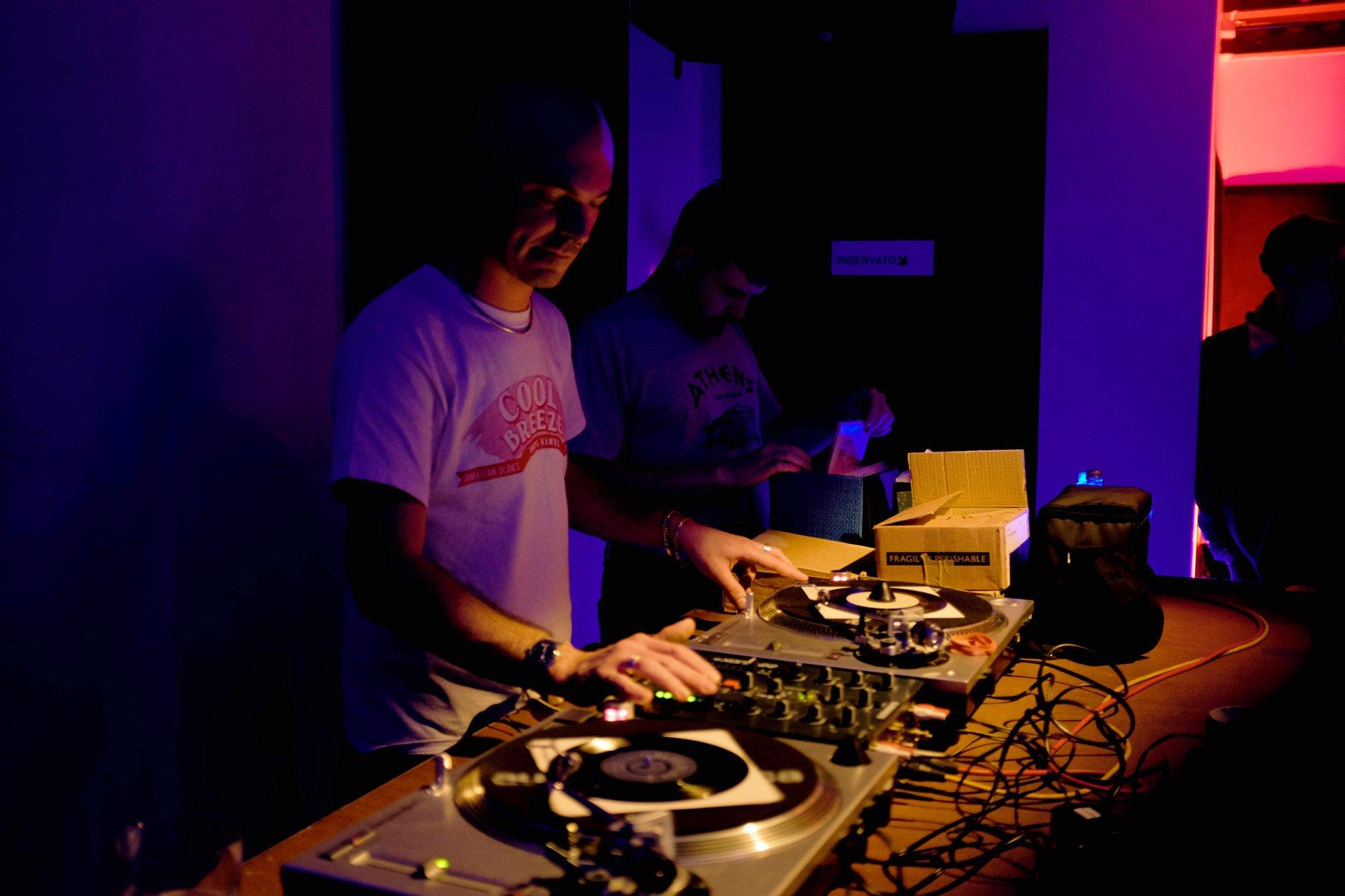 serata ska reggae r&b soul Rough&Tough Vinyl Safari al Nadir Club, Padova