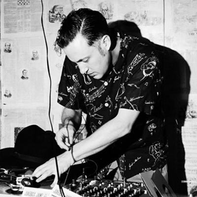 Liam Large (Jazzman Records, London) - djset a Padova