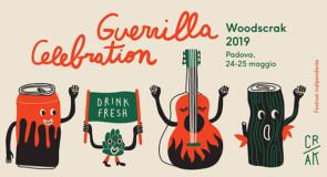 sabato 25 maggio 2019: dj-set @ WoodsCRAK 2019, Campodarsego (Padova)