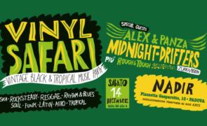 sabato 14 dicembre 2019: Vinyl Safari @ Nadir, Padova