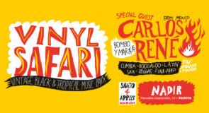Sabato 4 aprile 2020: Vinyl Safari @ Circolo Nadir, Padova [ANNULLATA!]