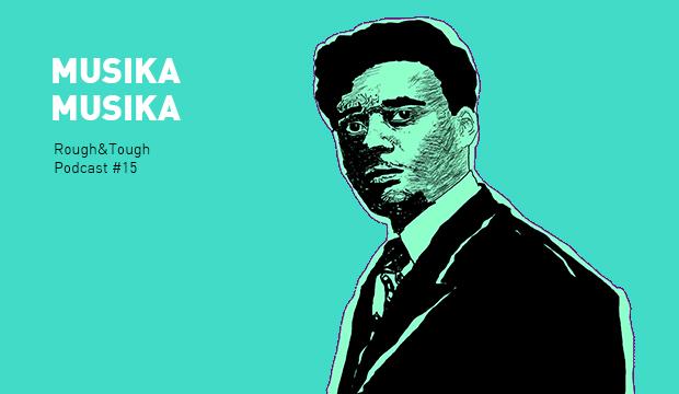 Musika Musika / Podcast #15 (ethio funk & jazz)
